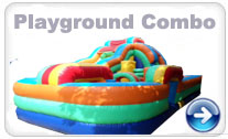 Inflatable Playground Rental in Ocala